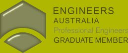 Engineers Australia Professional Engineers Graduate Member